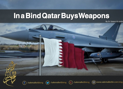 In a Bind, Qatar Buys Weapons