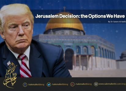 Jerusalem Decision: the Options We Have