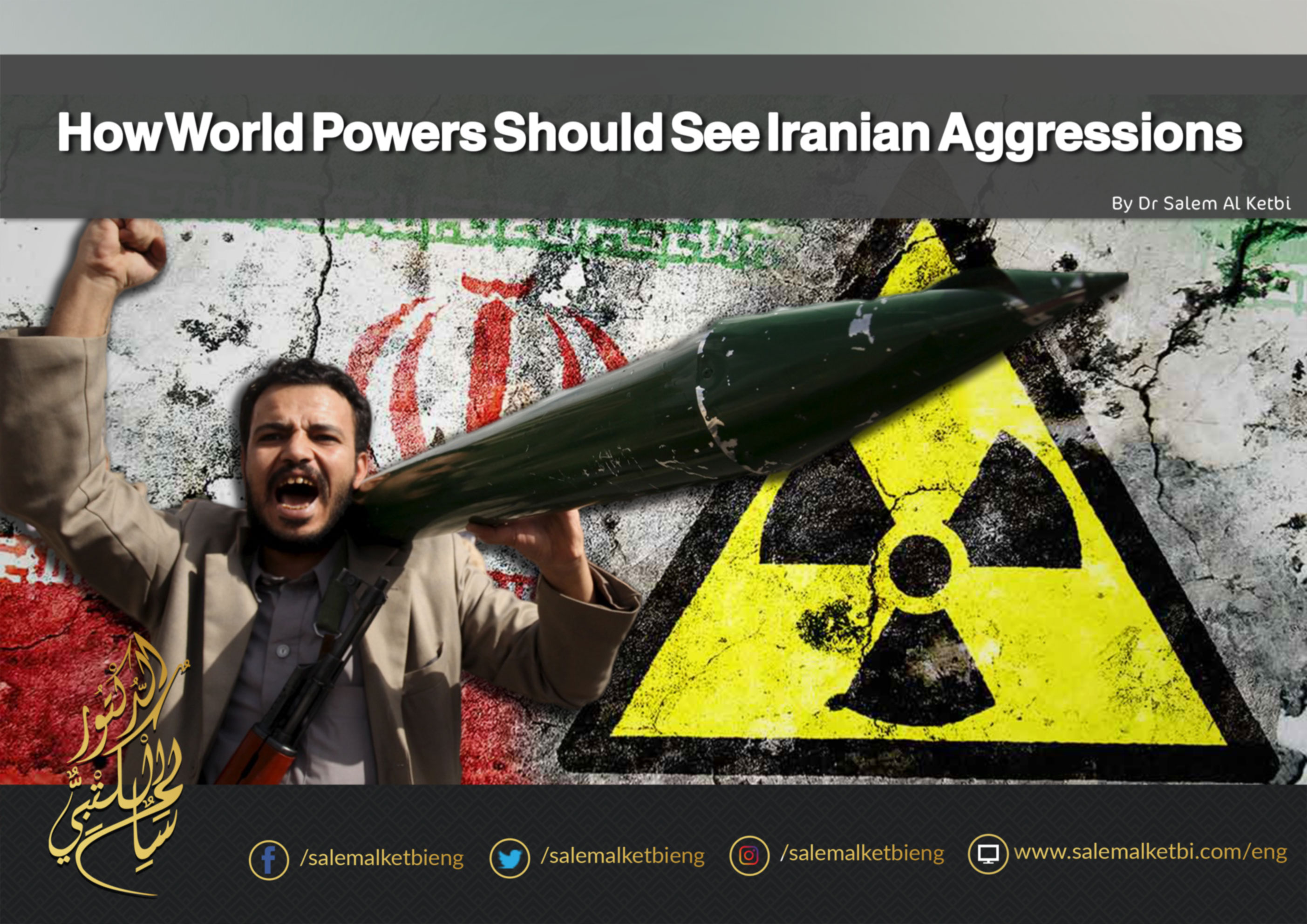 How World Powers Should See Iranian Aggressions
